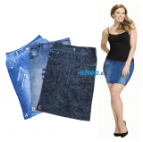 Sukně Trim´n Slim skirt Jeans