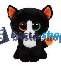 Plyšová kočka z kolekce TY Beanie Boos - 17 cm