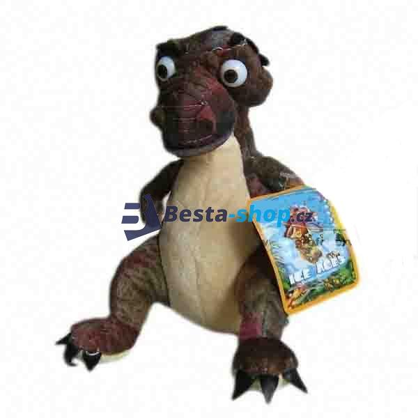 Plyšový dinosaurus s filmu Doba Ledová 25 cm