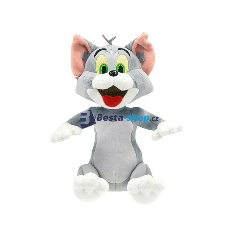 Plyšový Tom 22 cm z Tom a Jerry originál
