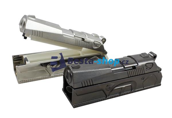 0c17a1fefa6 Manuální plnička cigaret ve tvaru pistole