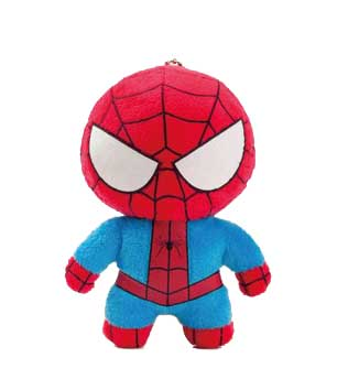 Plyšový Spiderman 22 cm z filmu Spiderman 3