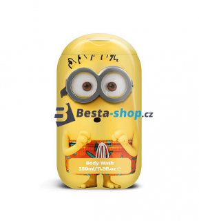 Minions Shaped šampon a kondicionér (2 oči) 350ml