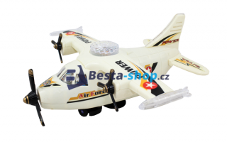 Letadlo Power Air Force 26 cm