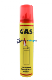 Plyn GAS do zapalovače 90ml