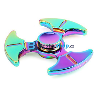 Fidget Spinner - Hand Finger Spin RAINBOW WEAPOON