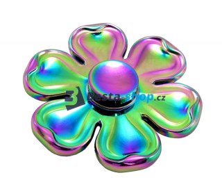 Fidget Spinner - Hand Finger Spin RAINBOW FLOWER
