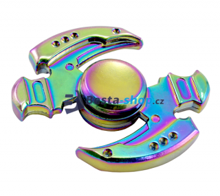 Fidget Spinner - Hand Finger Spin RAINBOW ENTERPRISE