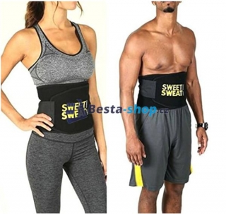 Hubnoucí pás Sweet Sweat  Waist Trimmer belt