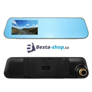 Vehicle Blackbox DVR Kamera do auta Full HD 1080p Levá