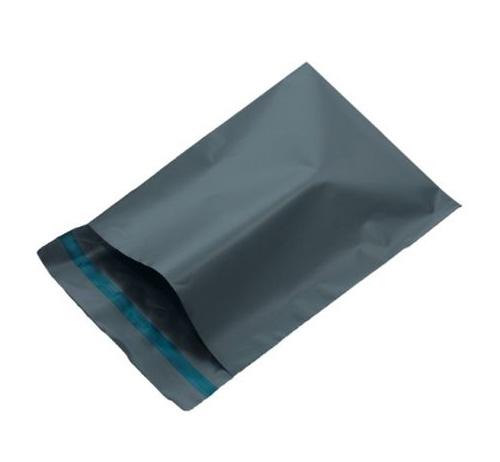 Obálka plastová samolepicí šedá 320x450 - 100ks