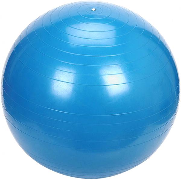 Velký gymnastický míč 75cm modrý