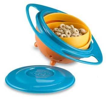 Gyro Bowl - kouzelná miska pro děti