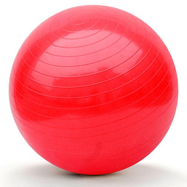 Velký gymnastický míč 75cm červený