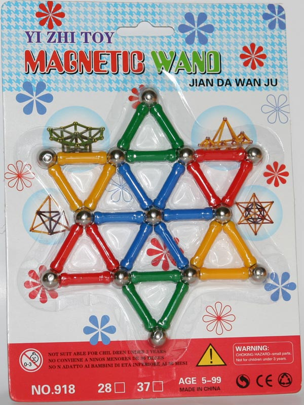 Magnetická Stavebnice - malá
