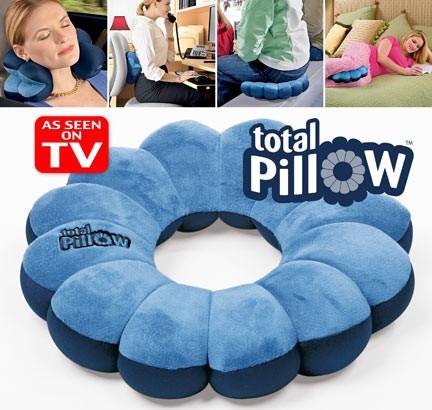 Zdravotní ergonomický polštář Total Pillow