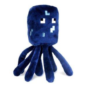 Plyšová Chobotnice ze hry Minecraft 21cm