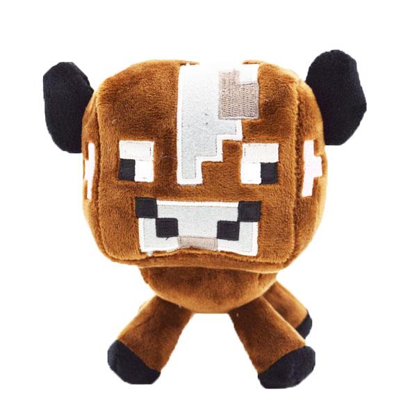 Plyšová Kráva ze hry Minecraft - 23 cm