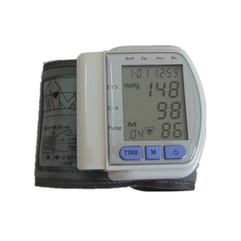 Automatický zápěstní digitální tlakoměr CK-102S
