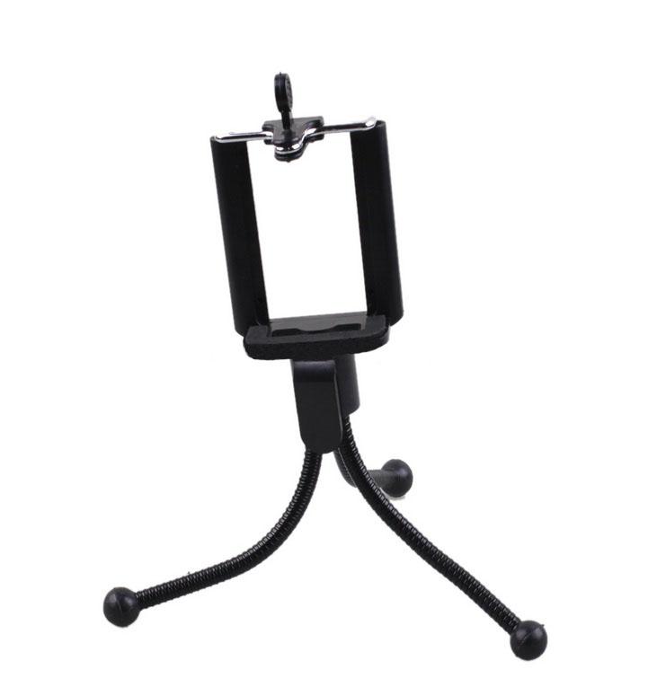 Stativ trojnožka na fotoaparát nebo mobil 60 - 85 mm