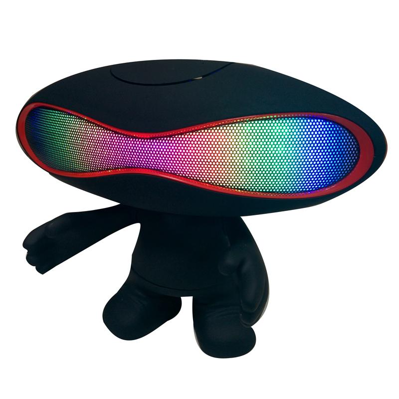 Bluetooth LED reproduktor RUGBY 2v1