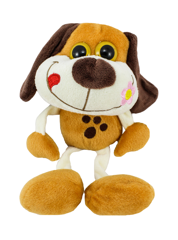Plyšový pes 25 cm