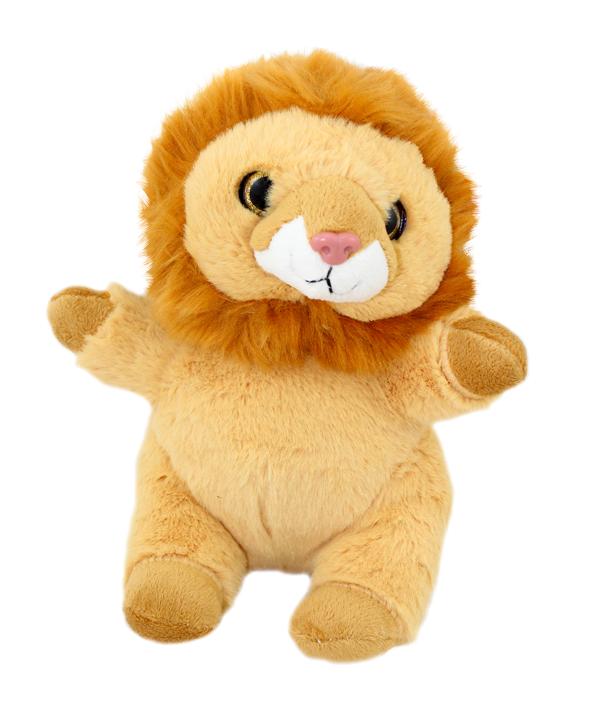 Plyšový lev 25 cm