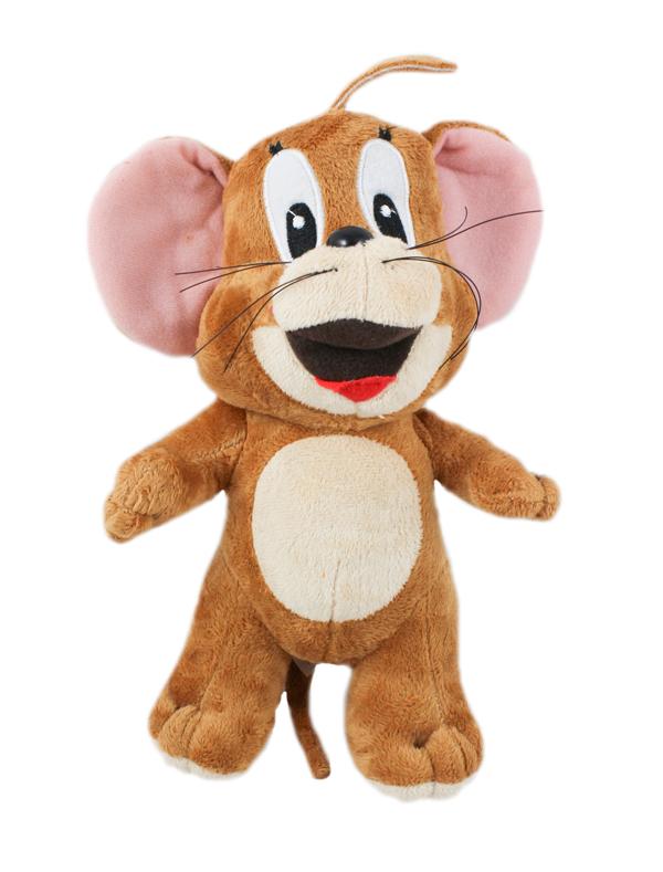 Plyšový Jerry 25 cm z Tom a Jerry