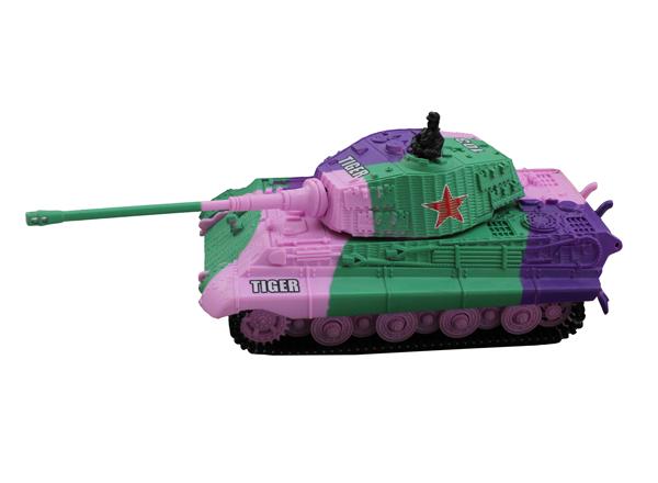 Tank na dálkové ovládání Tiger 103 - 49MHz
