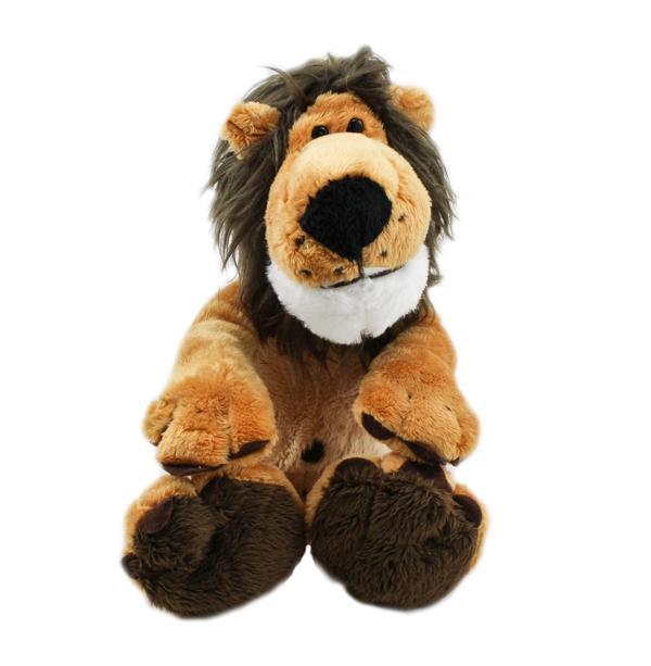 Plyšový lev 28 cm
