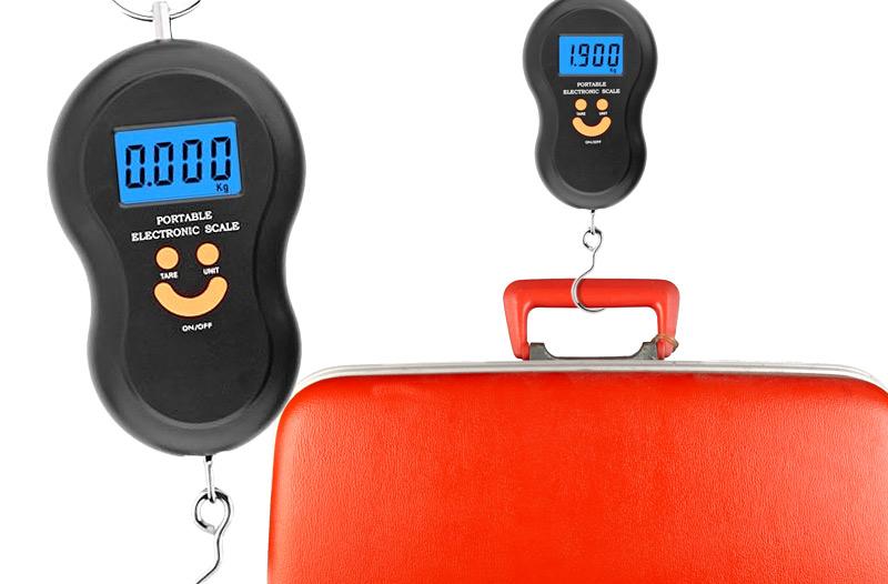 Váha na zavazadla