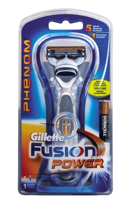 Gillette Fusion Power Phenom