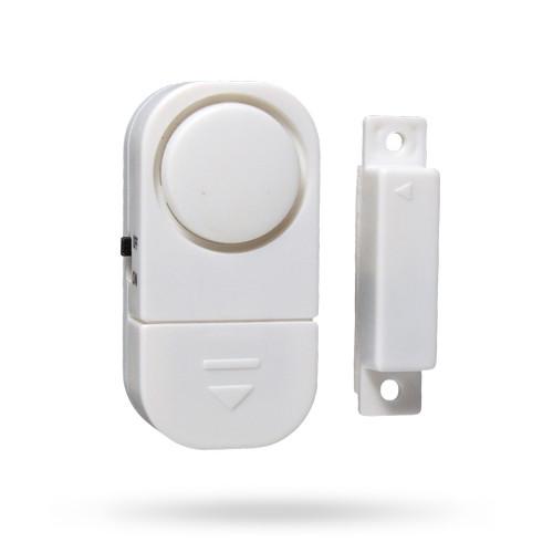 Magnetický dveřní a okenní mini-alarm