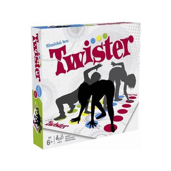 Twister: Klasická hra, Česká verze