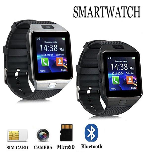 Chytré hodinky SmartWatch DZ09