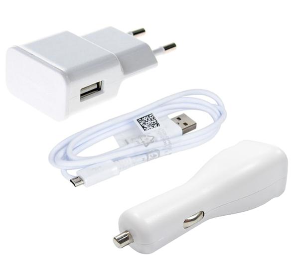 Nabíječka 3v1 mikro USB
