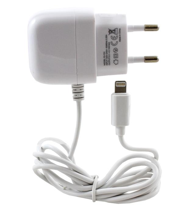 Síťová nabíječka pro Apple iPhone/iPod s Lightning konektorem