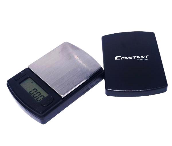 Kapesní mini digitální váha Constant 179C 100g/0,01g