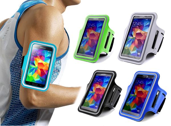 Sportovní pouzdro na ruku pro mobily