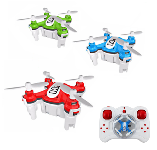 RC Quadcoptera 6-Axis Gyro Mini Sky Phantom 3 cm