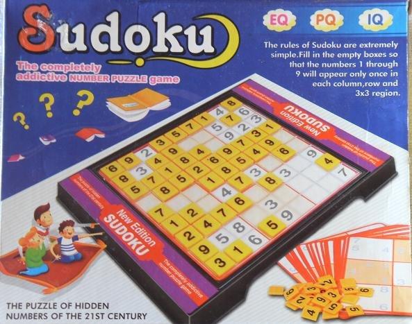 Stolní hra - Sudoku