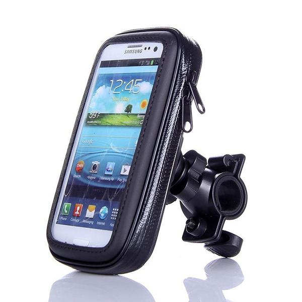 Vodotěsné pouzdro na motorku kolo GPS nebo mobil