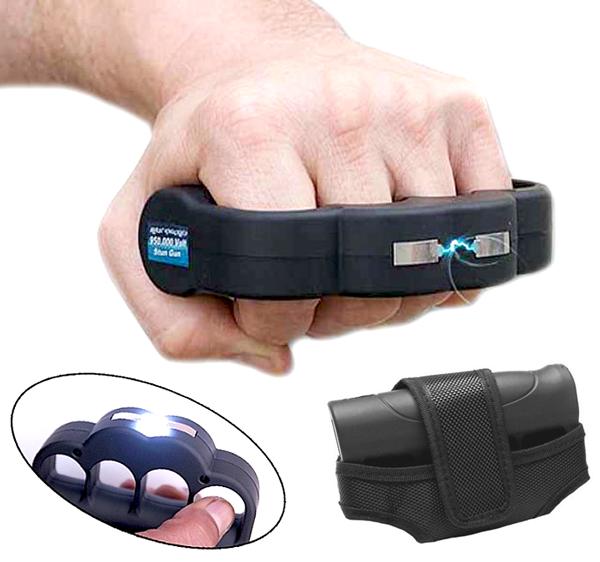 Elektrický paralyzér, boxer, svítilna