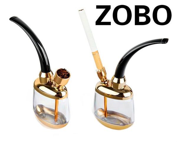 Vodní dýmka šlukovka ZOBO 501 - zlatá