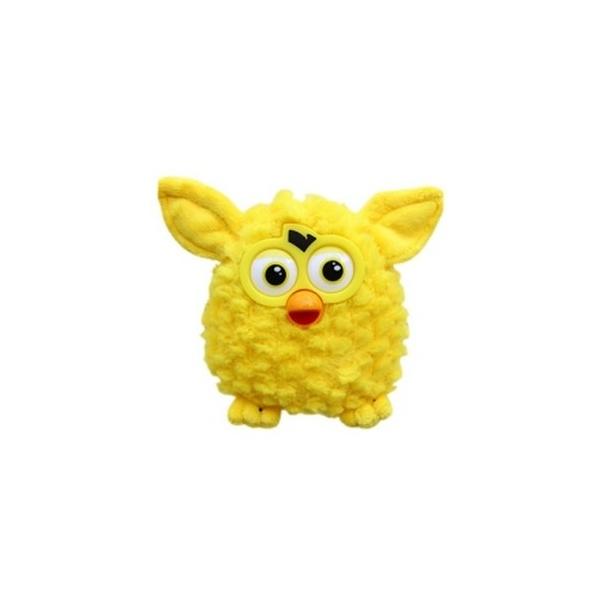 Furby - Plyšová hračka 14 cm - Žlutý