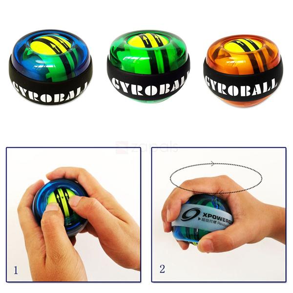 Powerball posilovač zápěstí - GyroBall