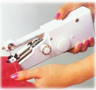 Ruční šicí stroj - Handy Stitch