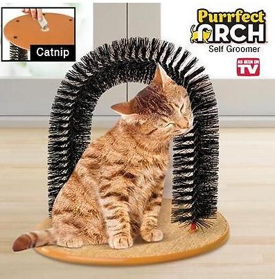 Škrabadlo pro kočku - Purrfect Arch